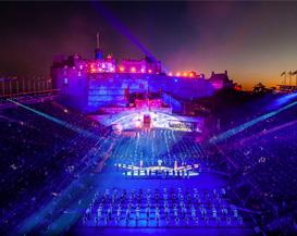DPA MICROPHONES helps the Royal Edinburgh Military Music Festival